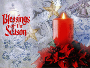 Blessings of the Season free digital signage content