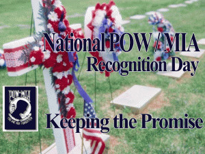 POW MIA Recognition free digital signage content