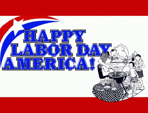 Labor Day free digital signage content