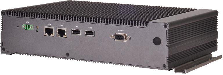 Mobile Digital Signage Player