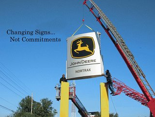 Nortrax Signage