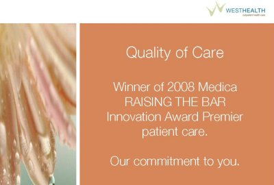 Quality of Care promoted
