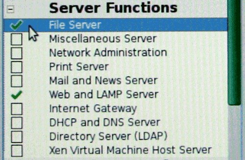 enable file server
